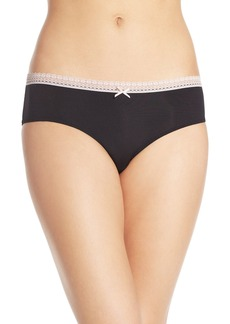 Betsey Johnson 'Forever Perfect - Cutie' Hipster Briefs (3 for $30)