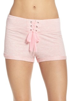 Betsey Johnson French Terry Lounge Shorts