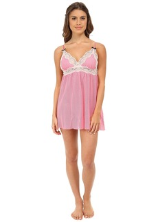 Betsey Johnson Geo Lace Slip