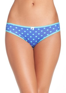 Betsey Johnson Hipster Bikini Briefs (3 for $30)