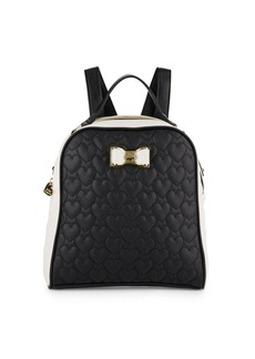 Betsey Johnson Houdini Backpack