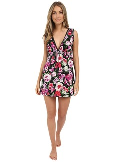 Betsey Johnson Open Back Sleep Shirt