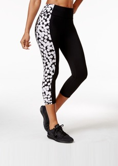 Betsey Johnson Printed Capri Leggings