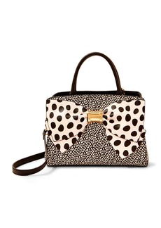 BETSEY JOHNSON Ready Set Bow Satchel