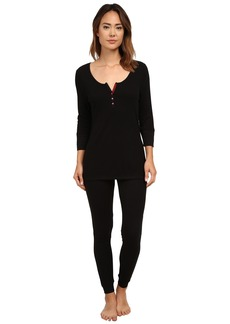 Betsey Johnson Rib Pajama