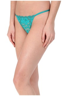 Betsey Johnson Starlet Lace Thong