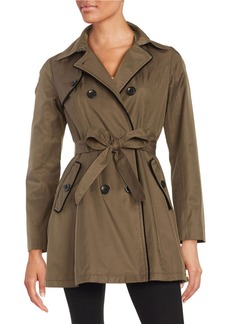 BETSEY JOHNSON Trench Rain Coat