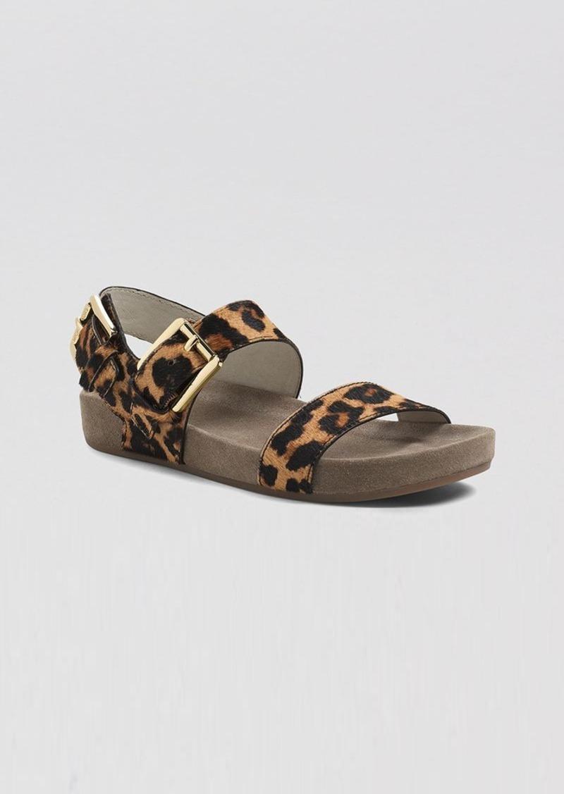 MICHAEL Michael Kors Flat Sandals - Sawyer