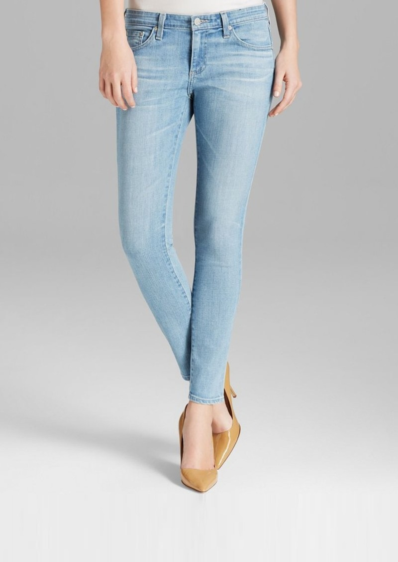 AG Adriano Goldschmied Jeans - The Legging Ankle in 20 Years Etesian