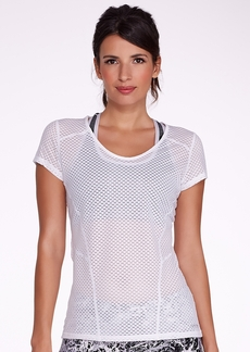 Calvin Klein + Performance Mesh T-Shirt