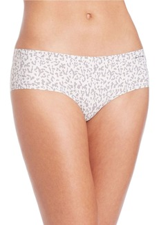 CALVIN KLEIN Invisibles Printed Hipster Panties