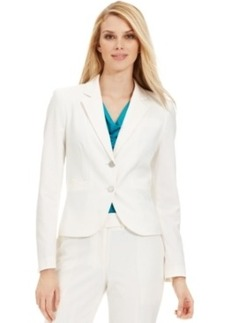 Calvin Klein Jacket, Two-Button Blazer