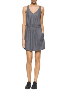 CALVIN KLEIN JEANS Washed Shift Dress
