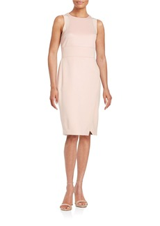 CALVIN KLEIN Jersey Shift Dress