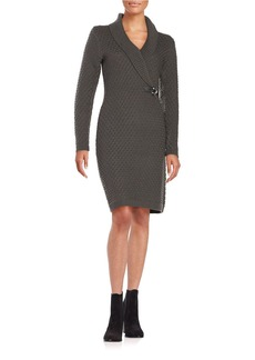 CALVIN KLEIN Knit Sweater Dress