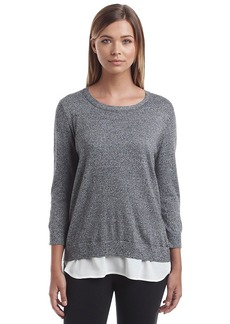 Calvin Klein Layered Sweater