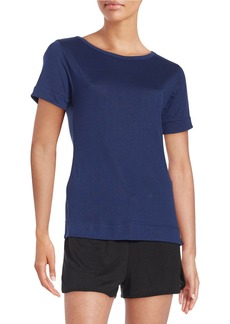 CALVIN KLEIN Liquid Luxe Sleep Tee