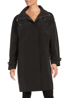 CALVIN KLEIN Packable Rain Coat