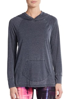 Calvin Klein Performance Burnout Hooded Sweater