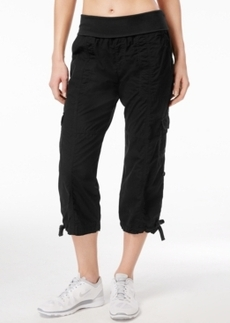 Calvin Klein Performance Cargo Cropped Pants