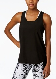 Calvin Klein Performance High-Low Tank Top