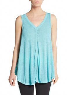 Calvin Klein Performance Icy Wash V-Neck Tank Top