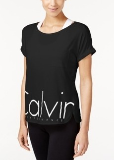 Calvin Klein Performance Logo T-Shirt