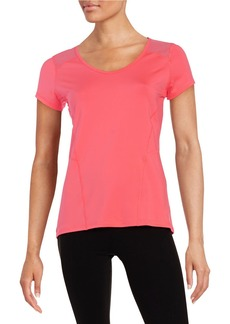 CALVIN KLEIN PERFORMANCE Mesh Back Athletic Tee