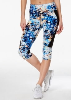 Calvin Klein Performance Printed Capri Leggings