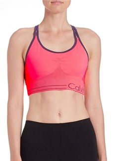 CALVIN KLEIN PERFORMANCE Racerback Sports Bra