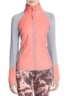 Calvin Klein Performance Seamed Raglan Performance Jacket
