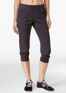 Calvin Klein Performance Woven Cropped Pants