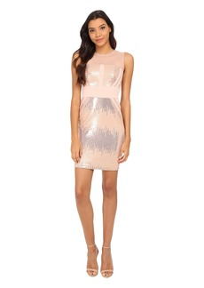 Calvin Klein Sequin Sheath Dress