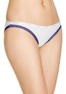 Calvin Klein Underwear Calvin Klein Bikini- Bottoms Up D3447