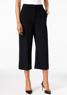 Catherine Catherine Malandrino James Cropped Wide-Leg Pants