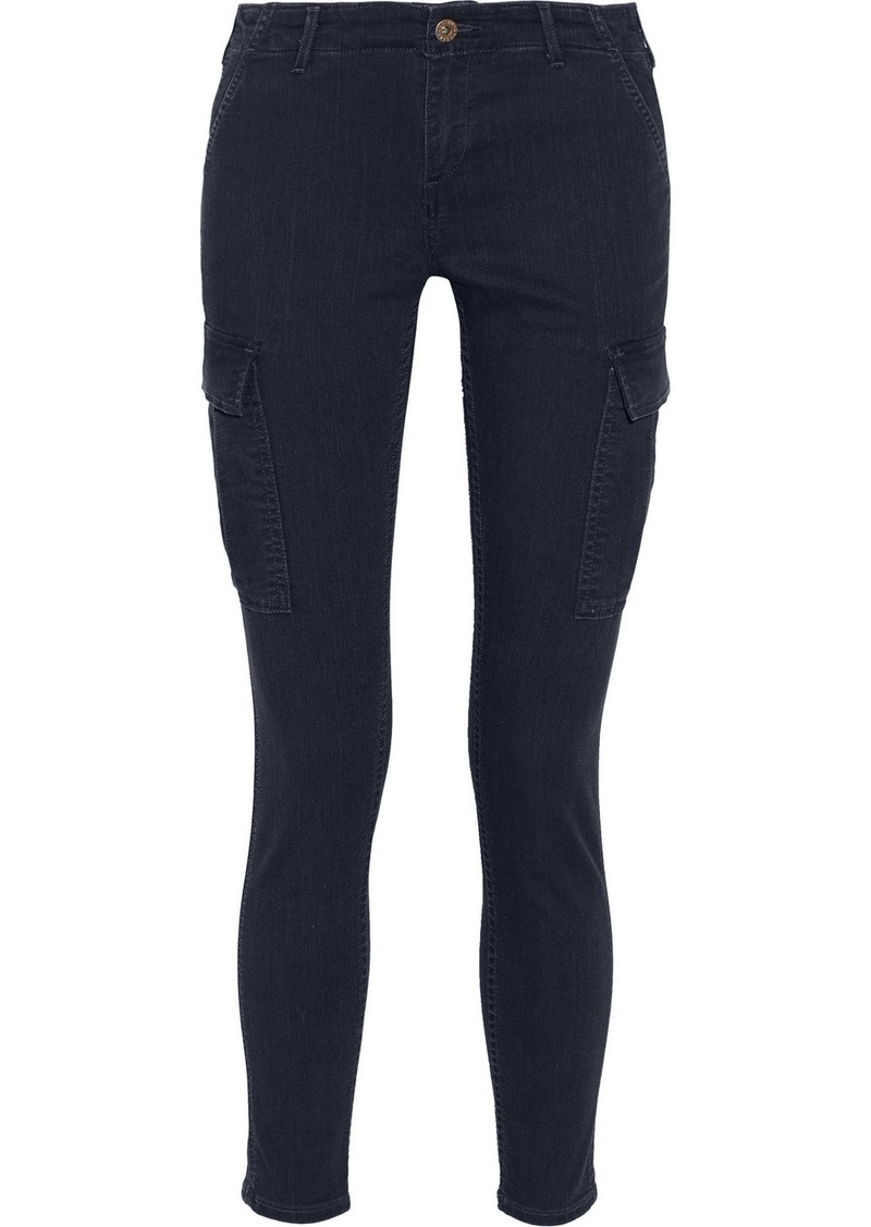 AG Adriano Goldschmied AG Jeans The Slim Cargo mid-rise skinny jeans