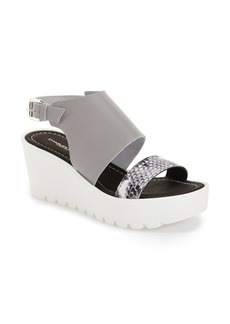 Charles David 'Apria' Wedge Sandal (Women)