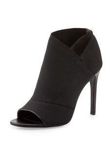 Charles David Diana Elasticized Open-Toe Bootie