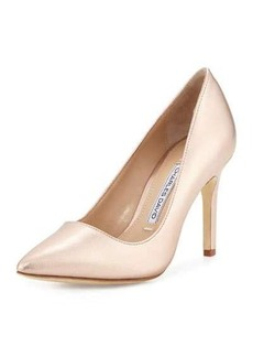 Charles David Donnie Leather Pointed-Toe Pump