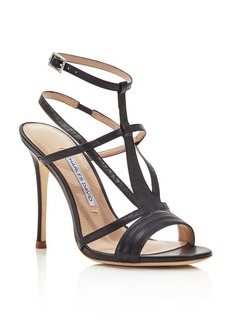 Charles David Onia Strappy High Heel Sandals