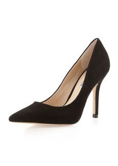 Charles David Sway II Pointy Suede Pump