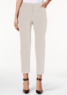 Charter Club Bistretch Slim Crop Pants, Only at Macy's