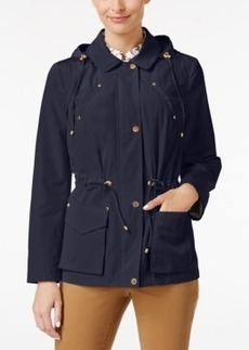 Charter Club Hooded Anorak Jacket, Only at Macy's