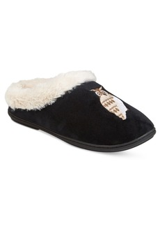 Charter Club Owl Clog Slippers, Only at Macy's