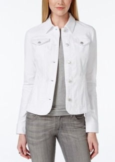 Charter Club Petite Denim Jacket, Only at Macy's