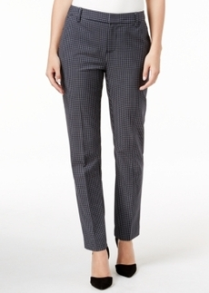Charter Club Printed Ankle Pants, Only at Macy's