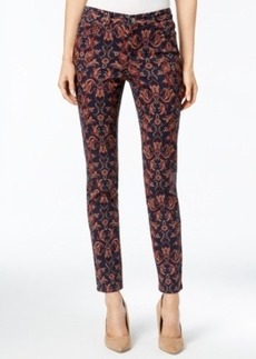 Charter Club Printed Skinny Pants, Only at Macy's