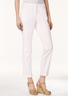 Charter Club Slim-Fit Rolled Chino Pants, Only at Macy's