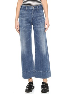 Citizens of Humanity Abigail High Rise Wide Leg Jeans