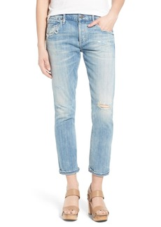 Citizens of Humanity 'Emerson' High Rise Slim Boyfriend Jeans (Distressed Sebring)